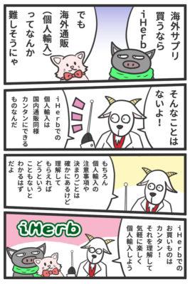 マンガ・iHerb入門